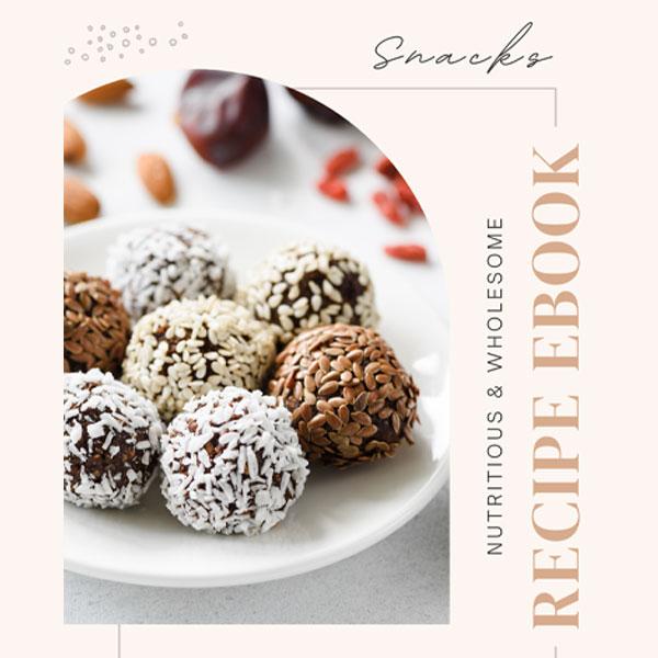 Snacks Recipe eBook